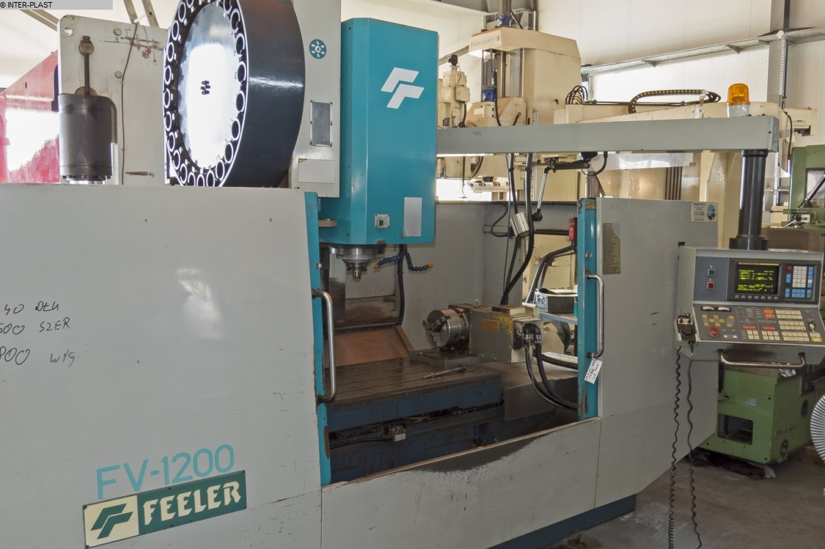 Photo 1 FEELER FV-1200