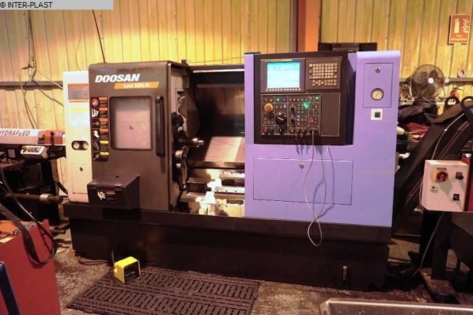 gebrauchte Maschine CNC Dreh- und Fräszentrum DOOSAN LYNX 220 LMA