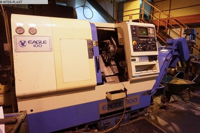 gebrauchte Maschine CNC Dreh- und Fräszentrum DUGARD EAGLE 100