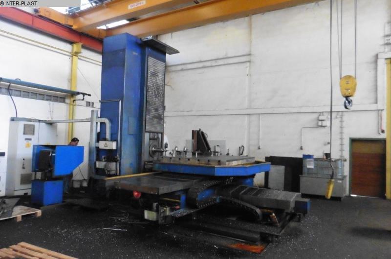 used machine Boring Center REM Bacau TTHBM 125