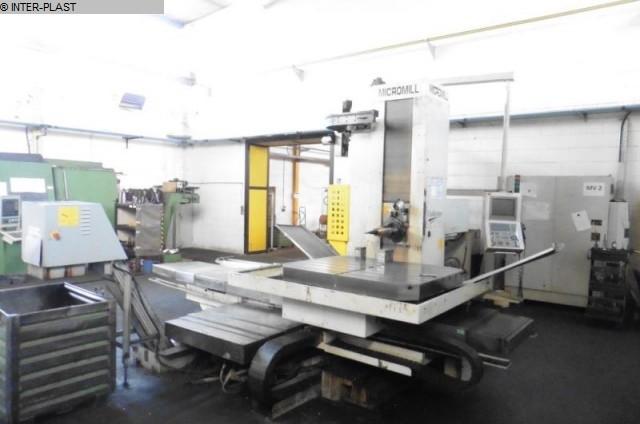 used machine Boring Center MICROMILL HBM-4