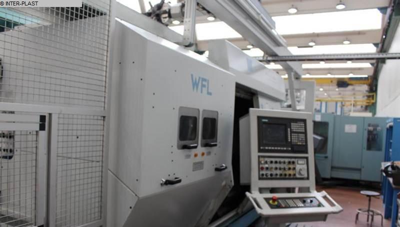gebrauchte Maschine CNC Dreh- und Fräszentrum WFL MILLTURN M30 G x 1000