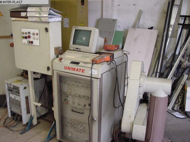 gebrauchte Maschine Schweißroboter PUMA 500