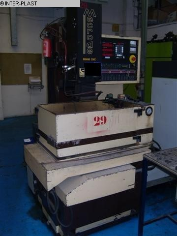 used Eroding machine MECRODE MINIM
