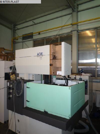 gebrauchte Maschine Drahterodiermaschine AGIE AGIECUT 100D