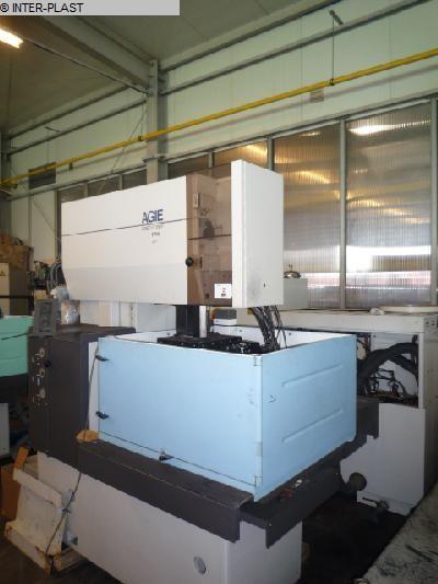 gebrauchte Maschine Drahterodiermaschine AGIE AGIECUT 150F
