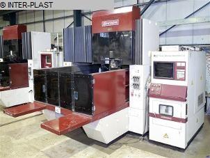 gebrauchte Maschine Drahterodiermaschine HITACHI SEIKO H-CUT 8Q/AW
