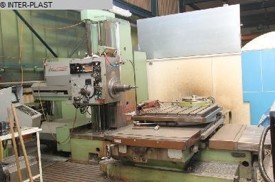 used machine Boring Center TOS WHN 9B
