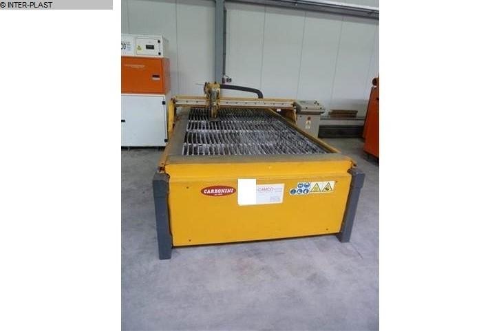 gebrauchte Maschine Plasmaschneidgerät CARBONINI PLASMA EASY