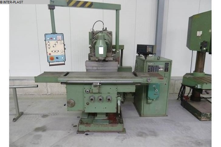 used Wood Milling Machine TOS FGS 32-40