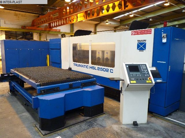 Photo 1 TRUMPF TRUMATIC HSL 2502C