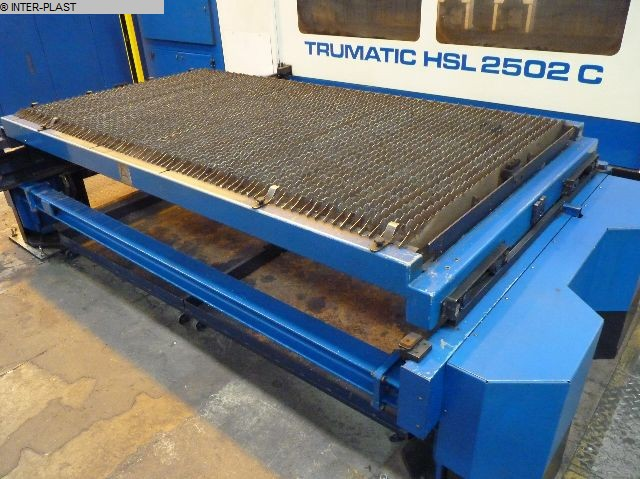 Photo 2 TRUMPF TRUMATIC HSL 2502C