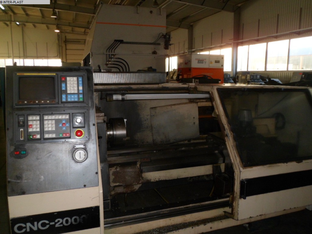 gebrauchte Maschine CNC Drehmaschine COLCHESTER CNC-2000
