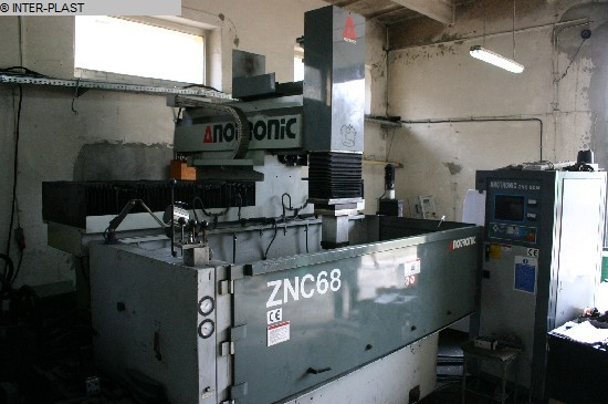 used Cavity Sinking EDM - Machine ANATRONIC ZNC 68
