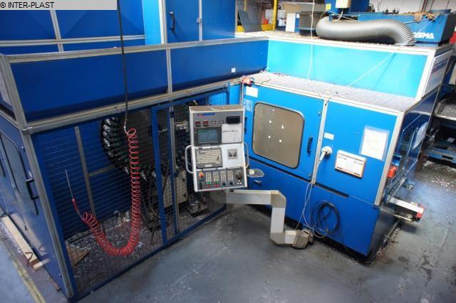 gebrauchte Fräsmaschinen Bearbeitungszentrum - Horizontal AB MARWIN AUTOMAX II