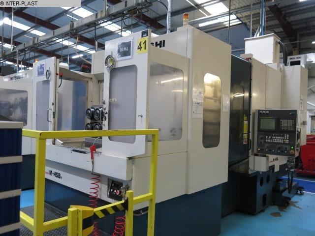gebrauchte Fräsmaschinen Bearbeitungszentrum - Horizontal MITSUBISHI M-H5BN