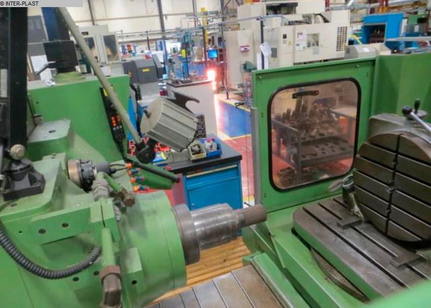 rabljeni glodalice za bušenje / Strojni centri / Strojevi za bušenje Provrtanje DIXI 220 CNC 4400