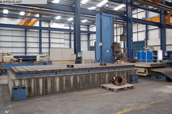 rabljeni glodalice za bušenje / Strojni centri / Strojevi za bušenje Bušački centar JUARISTI MDR 130 CM