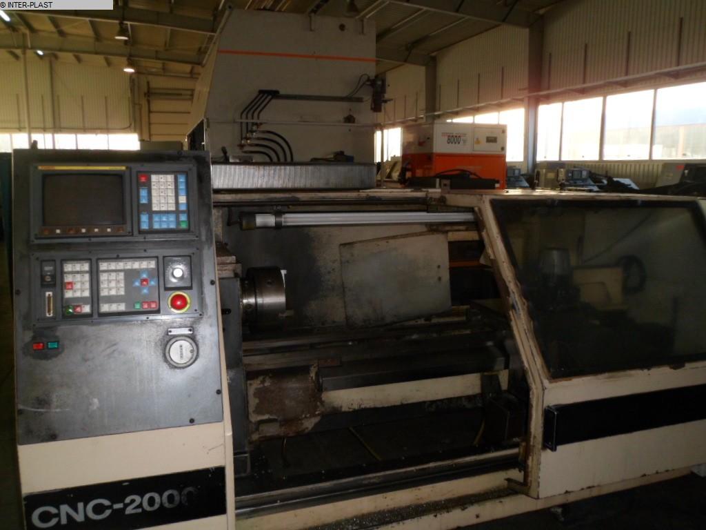 gebrauchte Drehmaschinen CNC Drehmaschine COLCHESTER CNC-2000