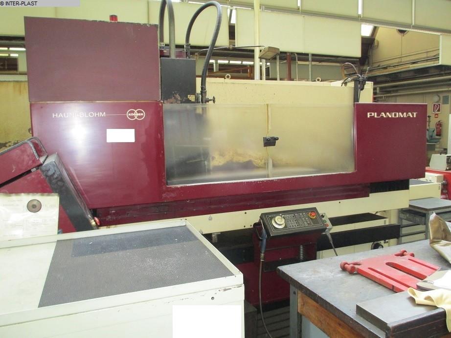 gebrauchte Schleifmaschinen Flachschleifmaschine - Doppelständer HAUNI-BLOHM PLANOMAT 412