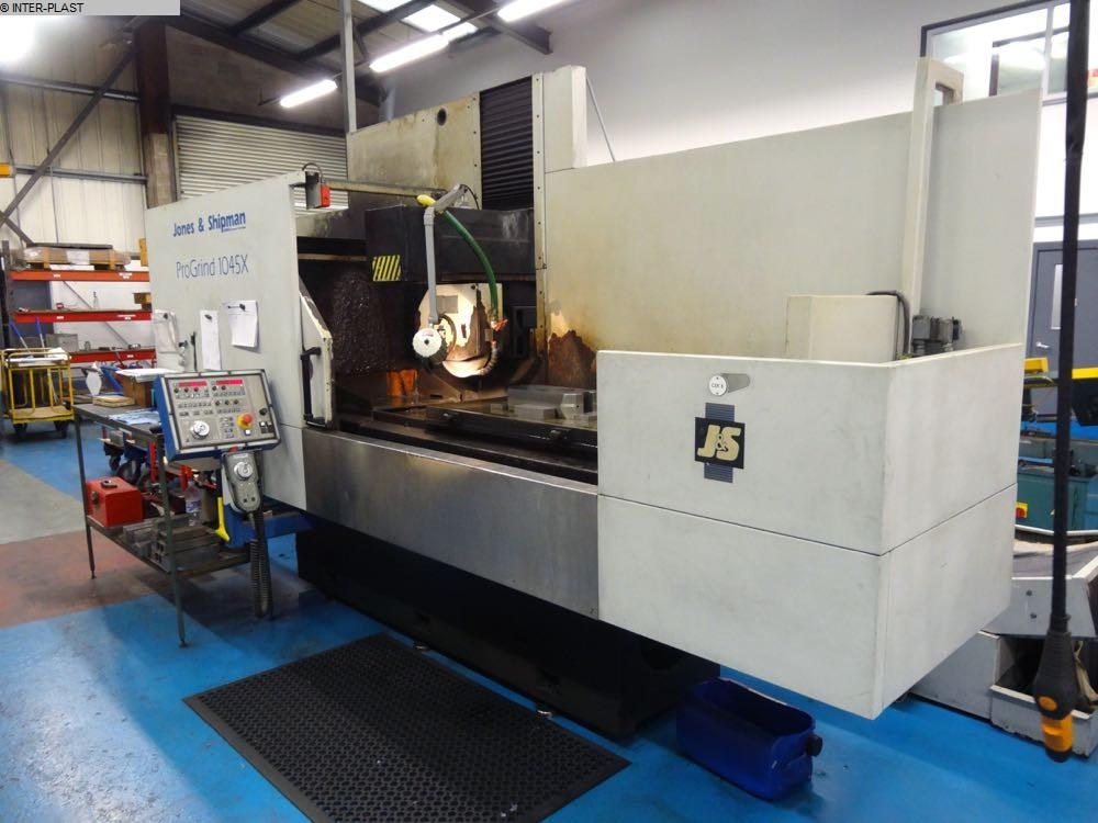 gebrauchte Schleifmaschinen Flachschleifmaschine - Doppelständer JONES SHIPMAN PROGRIND 1045 X