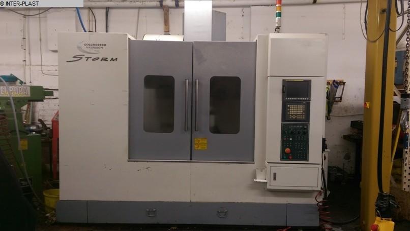 gebrauchte Fräsmaschinen Bearbeitungszentrum - Vertikal COLCHESTER   VMC 1020 S