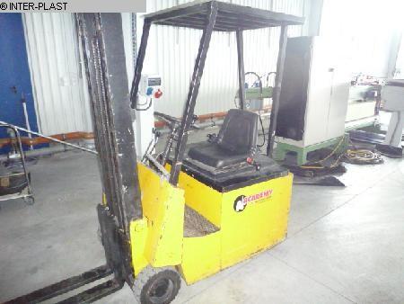 gebrauchte Werkstatteinrichtung / Betriebsausstattung Elektro - Hubwagen FORK LIFT