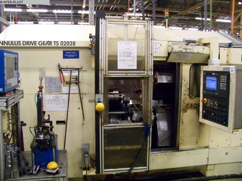 used  CNC Lathe GEORG FISCHER NDL-25-4/50