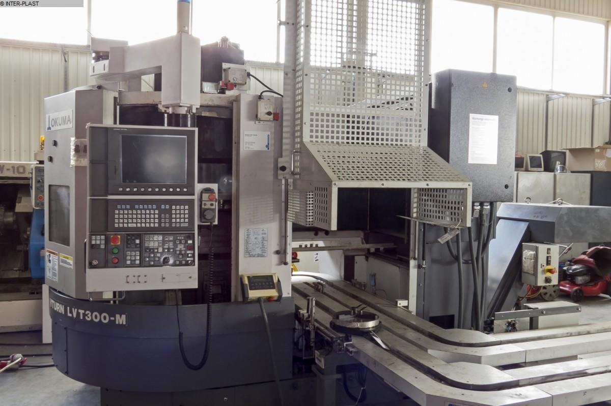 used  CNC Lathe OKUMA LVT 300-M