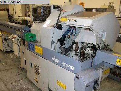 used  CNC Lathe STAR SA 12 460