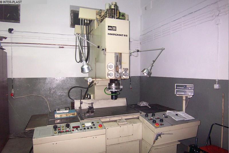 Rectificadoras usadas Jig Grinding Machine WMW-MIKROMAT MIKROMAT 6 S