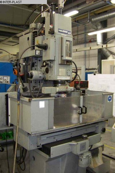 used Grinding machines Jig Grinding Machine HAUSER S3-CNC 314