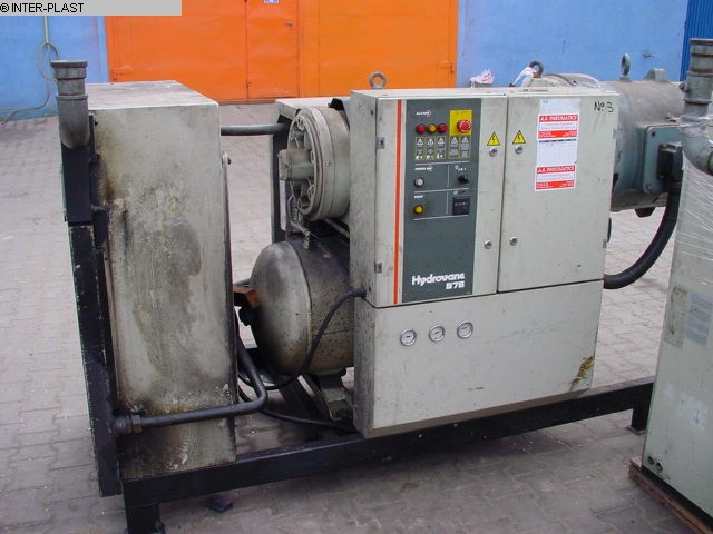 gebrauchte Kompressoren, Druckluft-geräte u. -werkzeuge, Nageltechnik Kompressor HYDROVANE 975
