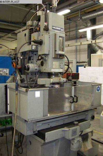 gebrauchte Koordinatenschleifmaschine HAUSER S3-CNC 314