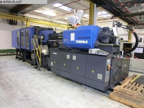 gebrauchte Kunststoffverarbeitungsmaschinen Spritzgiessmaschine - Sondermaschine TEDERIC TRX-650/8730