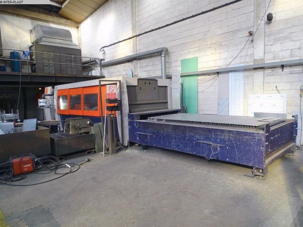 used Sheet metal working / shaeres / bending Laser Cutting Machine BYSTRONIC BYSPEED Pro 3015