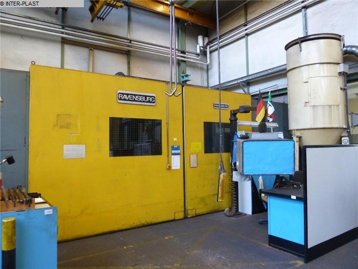 Tours CNC d'occasion RAVENSBURG KL 3-800-CNC