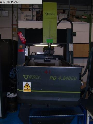 Cavidad de hundimiento EDM - Máquina ONA PD-4.240-EO