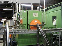 gebrauchte verschiedene Einrichtungen Reinigungsanlage CASCADE DUPLEX 400