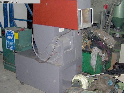 gebrauchte Zerkleinerungsanlagen Schneidmühlen CUMBERLAND 1-84