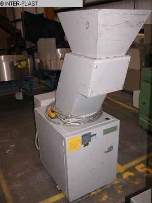 gebrauchte Zerkleinerungsanlagen Schneidmühlen RAPID 205-K