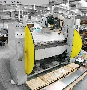 used Sheet metal working / shaeres / bending bending machine horizontal FASTI 1620 x 3