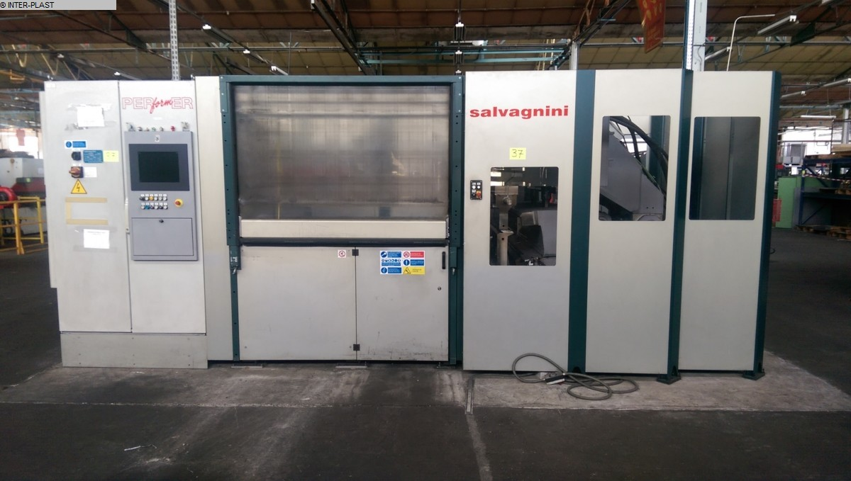 used Sheet metal working / shaeres / bending bending machine horizontal SALVAGNINI PERformER