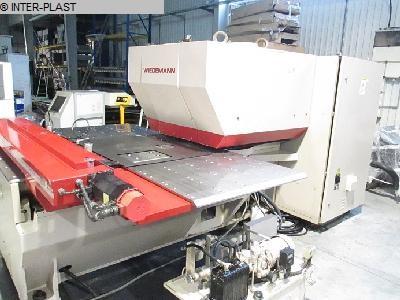 Prensa punzonadora automática usada MURATEC C-2000