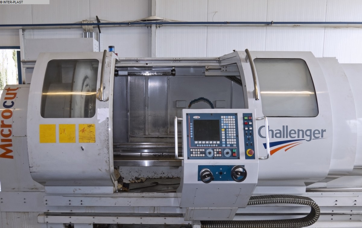 used CNC Lathe - Inclined Bed Type MIKROCUT BNC-2680 XXL