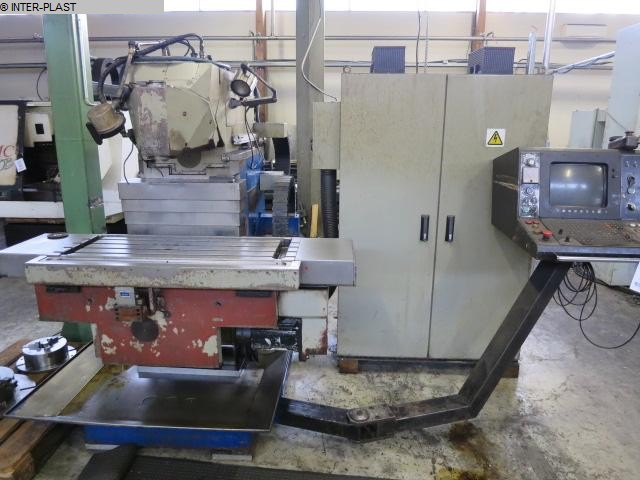 used Milling Machine - Vertical TOS FGS 40 CNC