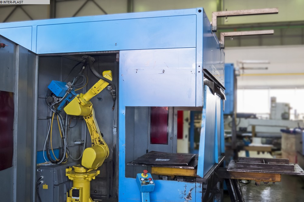 used Welding Robot FANUC ARC MATE 100i