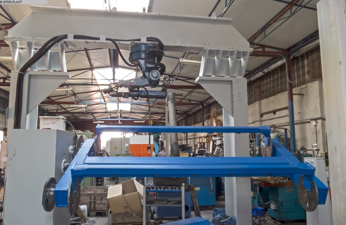 used Welding machines Welding Robot MOTOMAN YR-K10-C003