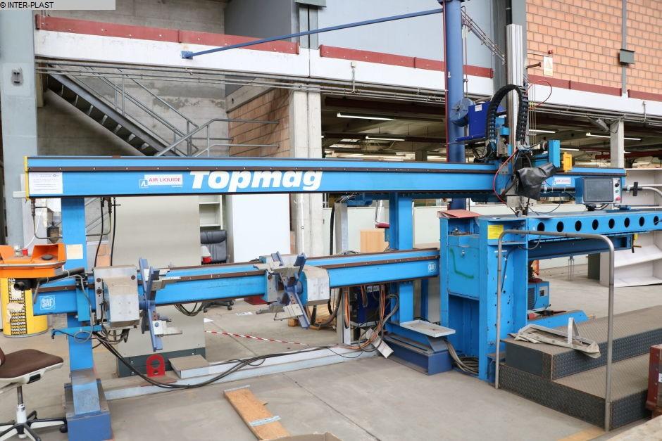 used Welding machines Welding Robot SAF SAFMATIC TOPMAG