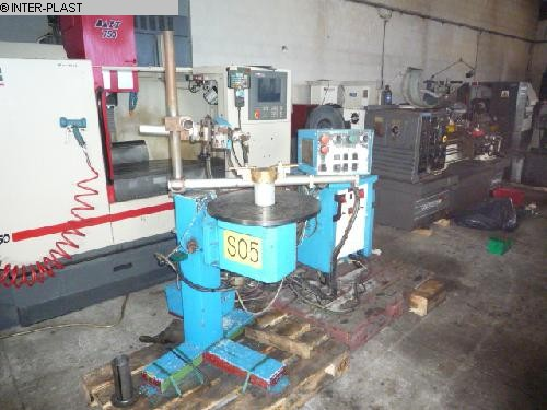 used Welding machines Welding Unit SCS